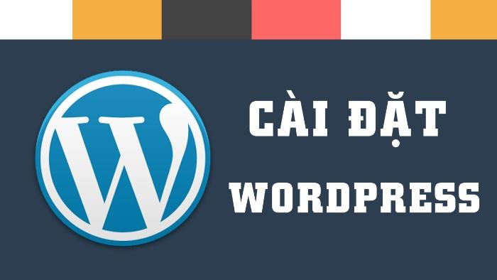 Tiến hành cài đặt WordPress