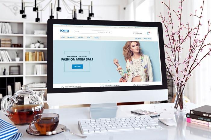 Trong số những loại hình web thì web bán hàng hàng online được đánh giá là dễ lập nhất