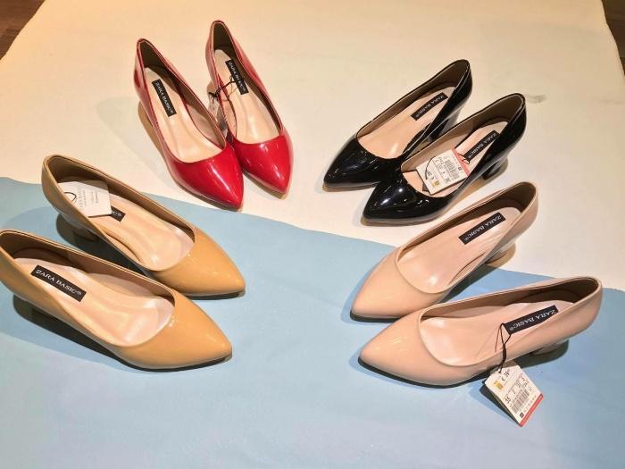 Giày dép là một món phụ kiện làm điểm nhấn cho phong cách của mọi người