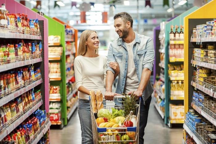 Mộng thấy mua đồ trong siêu thị