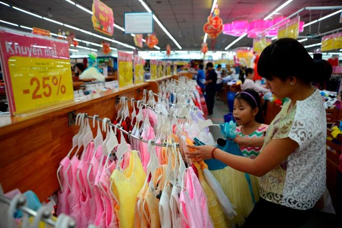 Mộng thấy mình đi siêu thị mua quần áo hãy đặt cược cặp số 17 - 68