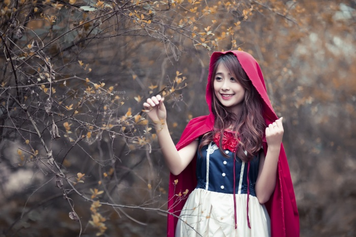 Nằm mơ thấy cô bé quàng khăn đỏ ngoài đời thực đánh cặp số 05 - 46